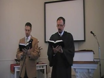 """Jesus, Lord of Life and Glory,"" Trinity Hymnal #472. Waggoner & MacLaren"