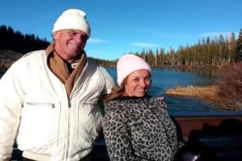 Aniversario de casamento.Mammoth Lakes