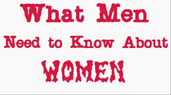 What Men Need To Know About Women - Pastor David