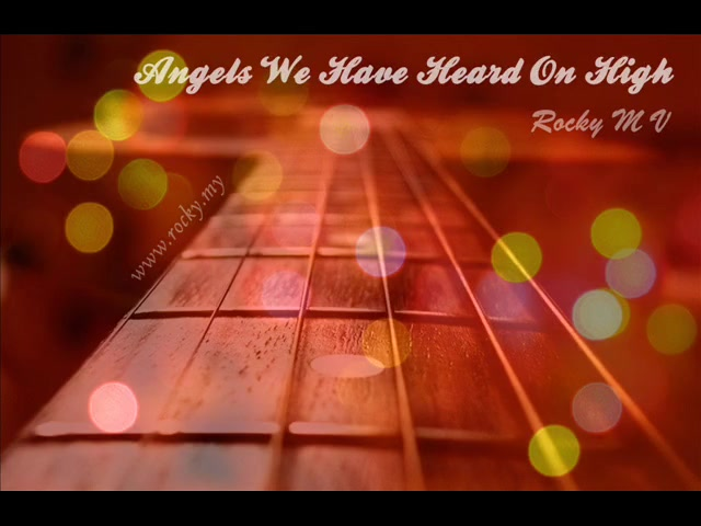 Rocky - Angels We Have Heard On High