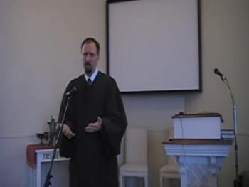 """Gabriel's Promise,"" Luke 1:5-25; Rev. R. Scott MacLaren, First OPC Perkasie, PA"