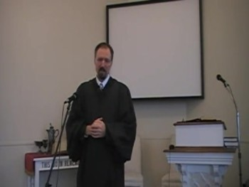 """Speak Freely, Speak Fully,"" Acts 18:1-17, Rev. R. Scott MacLaren, 11/30/2014"