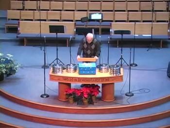 """Sermon-only December 7, 2014 """"Joy: The Enduring Gift"""" (Luke 2:8-12)"""