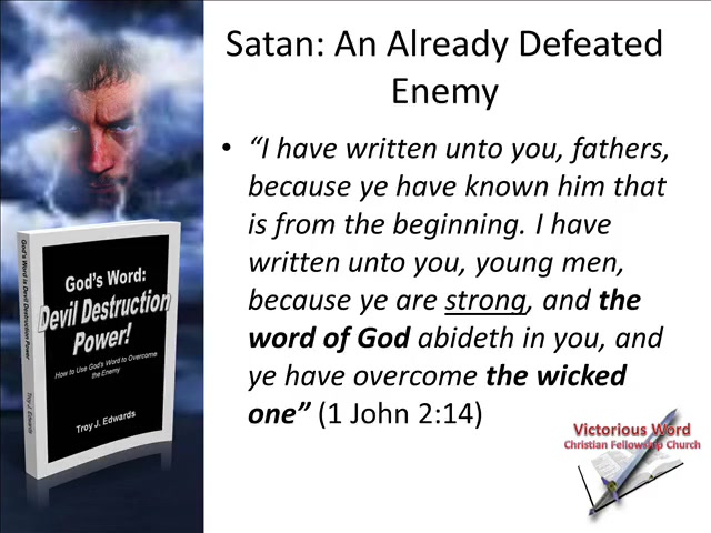 God's Word: Devil Destruction Power (Part 7)