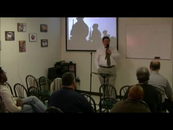 "12-14-14  SERMON:  ""Who Needs An Army?"" (HD)"