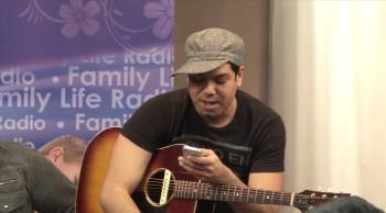 Unspoken at Family Life Radio studios