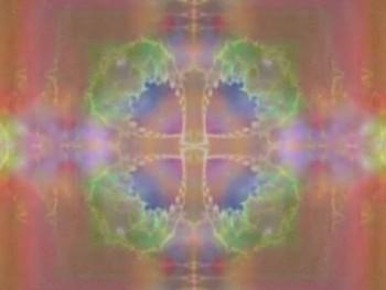 Pastel Cross