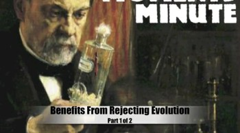 Benefits From Rejecting Evolution