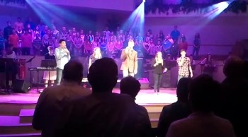 Rise and Sing- Aloma Church, 5/19/13