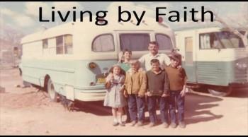 "Morgan Jackson: ""Faith Comes By Hearing"""