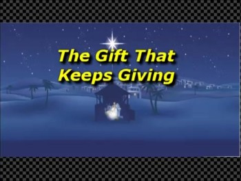 The Gift That Keeps Giving - Randy Winemiller