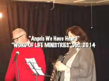 Angels We Have Heard On High 2014