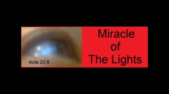 """ Miracle of the Lights """