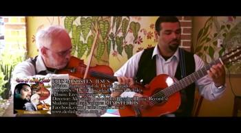 Eres mi sostén, Jesús - Instrumental de Derlis Bogado - Violín Daniel Delisle - VideoClip OFICIAL