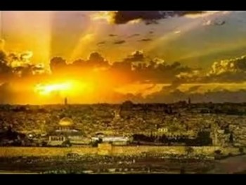 Jerusalem de nueva ciudad
