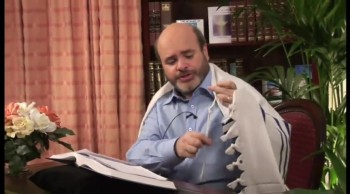 How to Receive Your Healing (9) - The Tallit and its Titzits