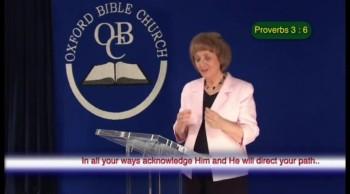 Trust in God - Hilary Walker