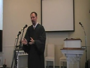 """The Consolation of Israel,"" Luke 2:21-40. 12/28/2014; Rev. R. Scott MacLaren"