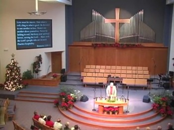 """Sermon-only December 28, 2014 """"Make The Most Of It"""" (Romans 12:1-2)"""