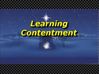 Learning Contentment - Randy Winemiller