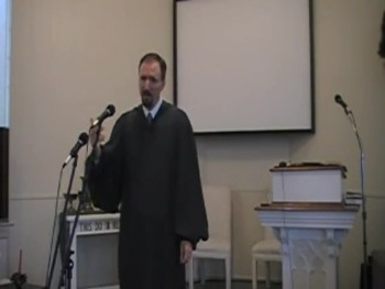 First Presbyterian Church Worship Svc., 01/04/2015 Rev. R. Scott MacLaren