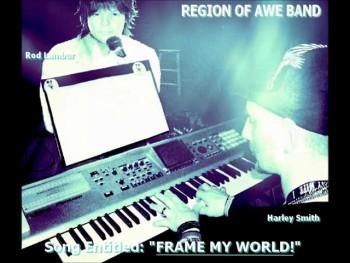 """FRAME MY WORLD!"""