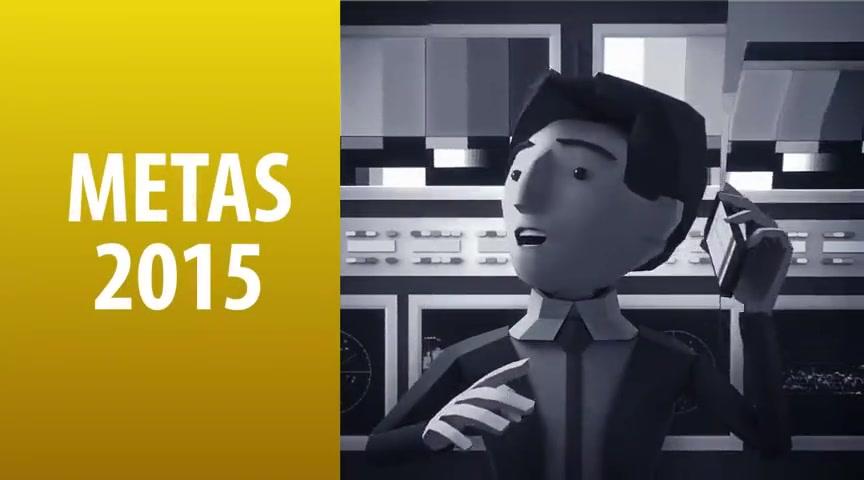 Metas 2015 - Web