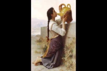 If any man thirst, let him come unto me