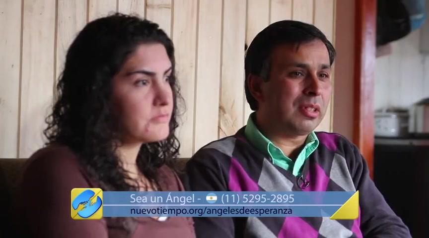 Historia de Luis Salinas - Angeles de esperanza
