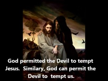Overcoming Satan