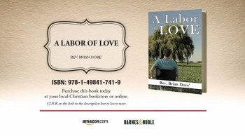 Xulon Press book A Labor of Love | Rev. Brian Dore'