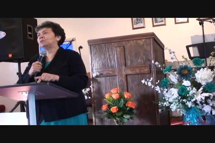 Iglesia Aguas vivas del Siloe. Lake Elsinore