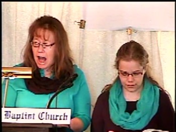 """Abide With Me"" – Tamara and Anna Waite – BFTBC"
