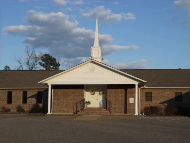 Chidester Baptist Church - Oct 12, 2014
