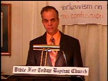 Part 5 -- Issues of Alarm & Baptist Fundamentalism Organized   – History of Fundamentalism Class #14  – BFTBC