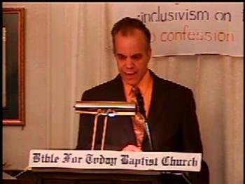Part 4 -- Issues of Alarm & Baptist Fundamentalism Organized   – History of Fundamentalism Class #14  – BFTBC