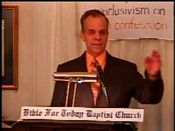 Part 3 -- Issues of Alarm & Baptist Fundamentalism Organized   – History of Fundamentalism Class #14  – BFTBC