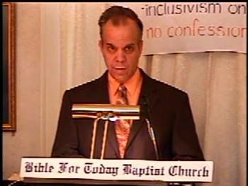 Part 1 -- Issues of Alarm & Baptist Fundamentalism Organized   – History of Fundamentalism Class #14  – BFTBC