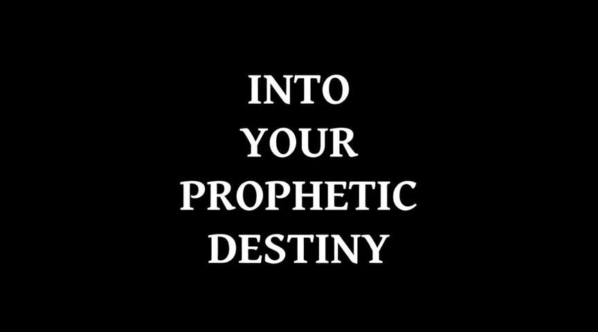 Prophetic Impact