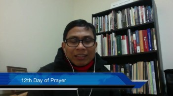 Mark Lastimoso Prayer Day 11: A Joy to Serve