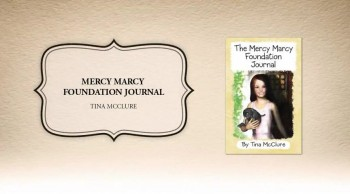 Xulon Press book Mercy Marcy Foundation Journal | Tina McClure
