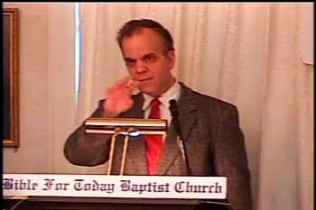 Part 1 -- The Matter of Bible Confessions   – History of Fundamentalism Class #15  – BFTBC