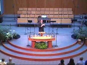 """Sermon-only January 18, 2015 """"Putting Grace Back In Its Place"""" (Titus 2:11-3:8)"""