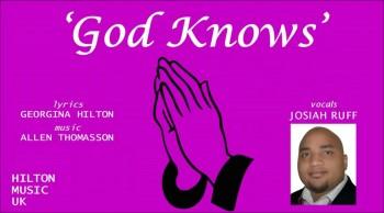 'GOD KNOWS'