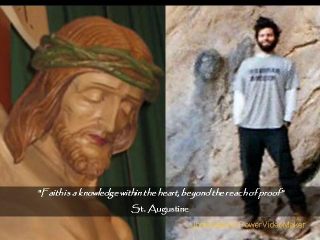 Miraculous vision of Jesus