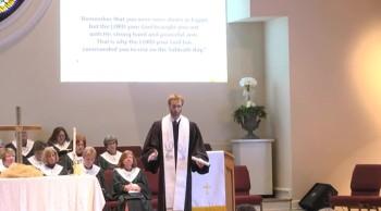 January 11, 2015 Rev. Ross Wheeler