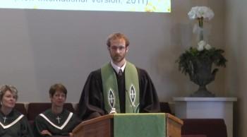 January 25, 2015 Rev. Ross Wheeler