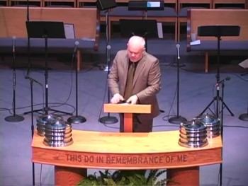 "Sermon-only February 1, 2015 ""The Problem of Emotionally Unhealthy Spirituality"" (1 Sam 15:20-24)"