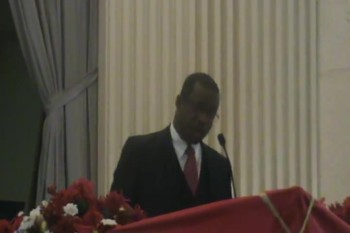 Morning Service with Pastor Randall pt 1