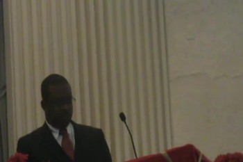 Morning Service with Pastor Randall part 3
